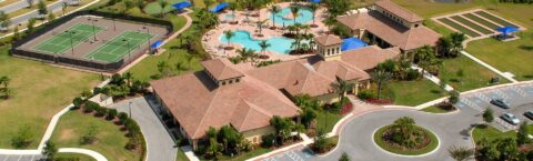 Cypress Falls Clubhouse & Amenities
